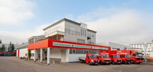 Schwarz Lorinser - Getränkemarkt , Getränkefachhandel und ...